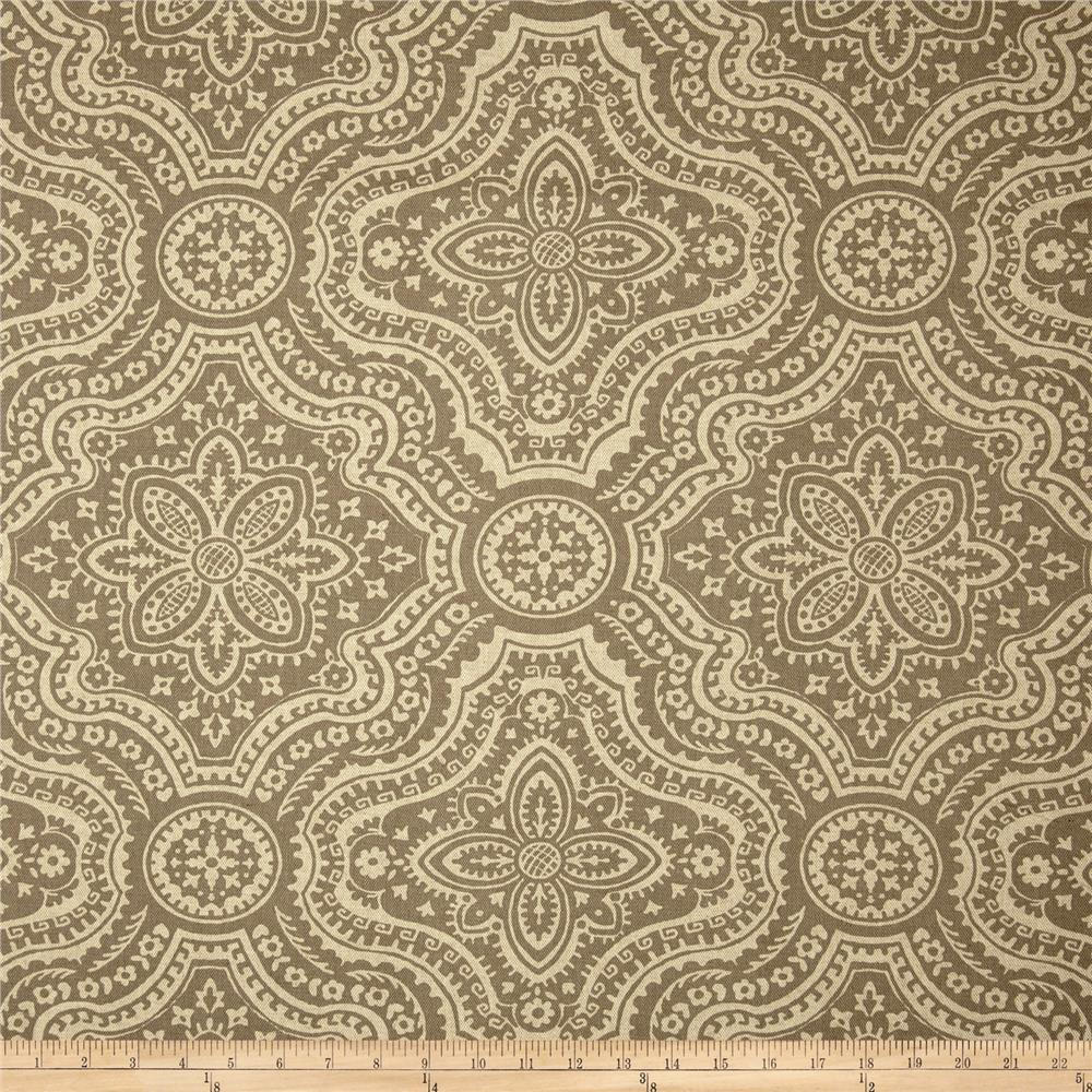 Premier Prints Dakota Blend Taupe/Oatmeal