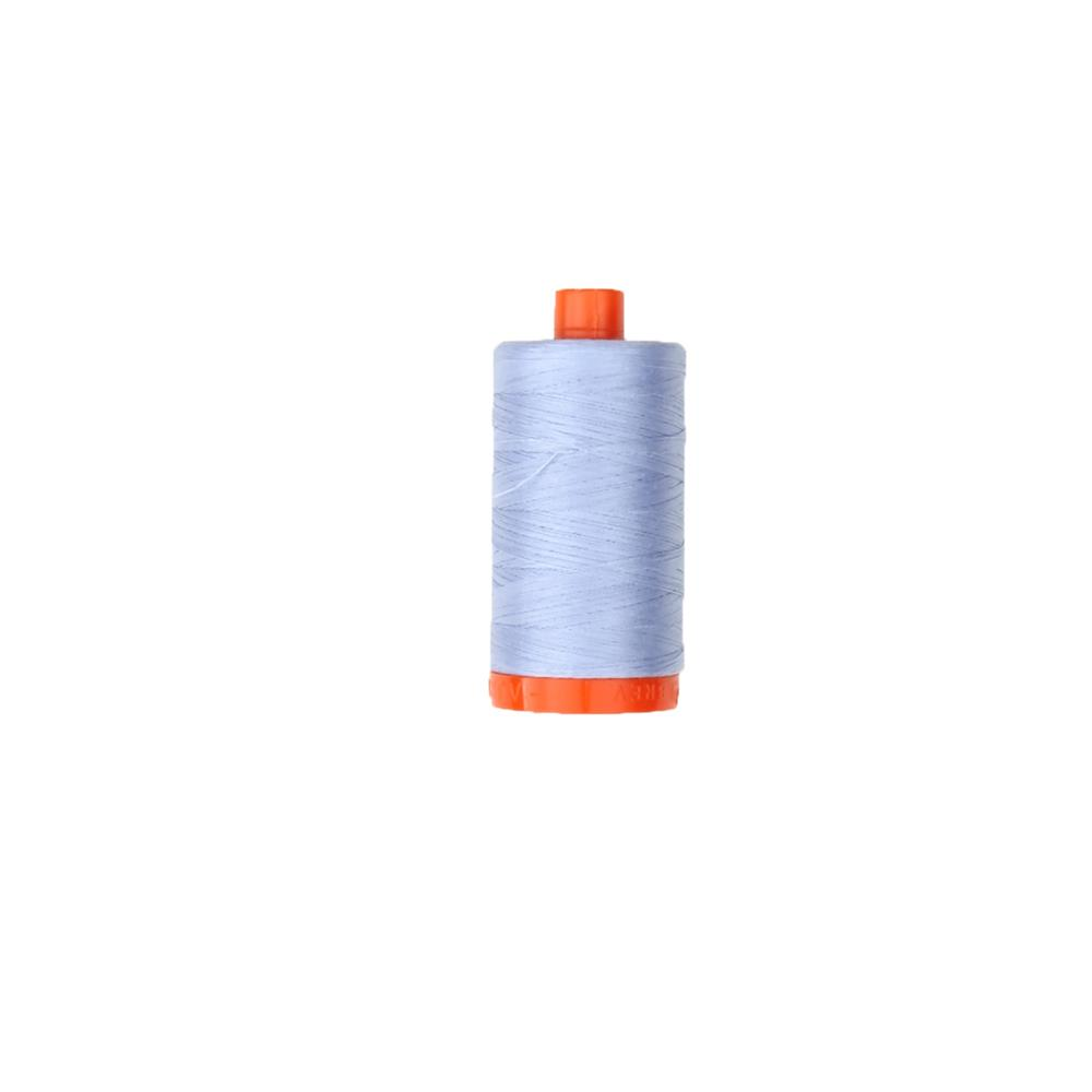 Aurifil Quilting Thread 50wt Very Light Delft