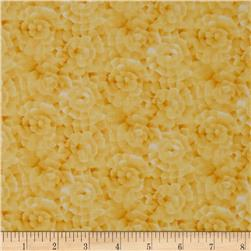 Moda Lulu Pressed Flowers Sunshine
