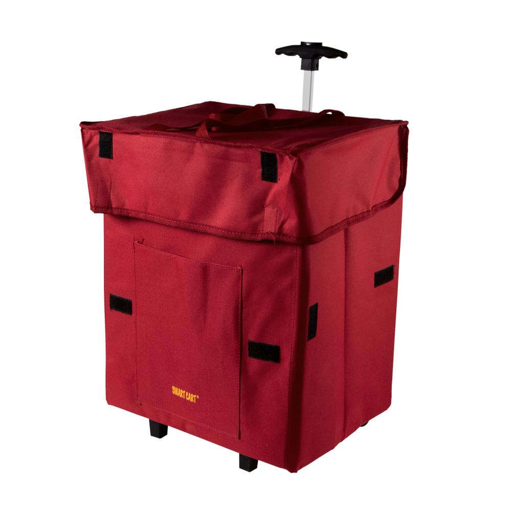 Bigger Smart Cart Red