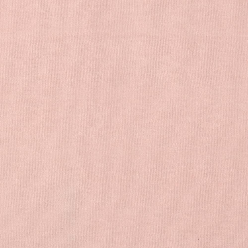 Cotton/Lycra Stretch Jersey Pastel Pink