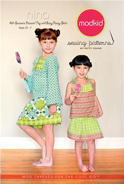 Modkid Nina Sewing Pattern