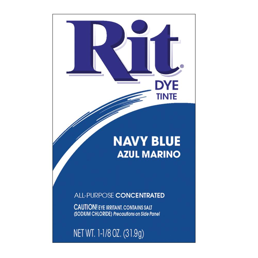 Rit Dye Powder Navy