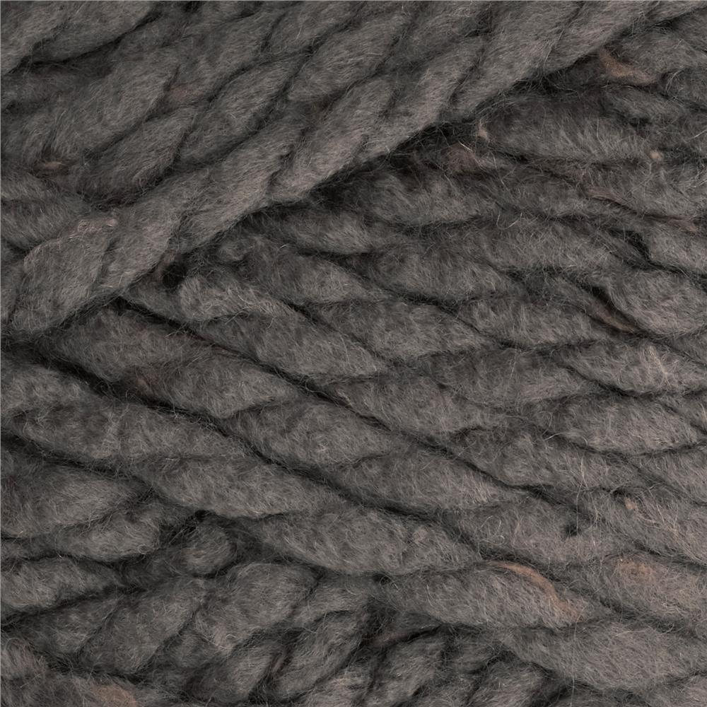 Premier Mega Tweed Super Bulky Yarn 02 Gray Tweed
