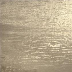 Ramtex Faux Leather Sharkskin Vibe Metallic Fabric