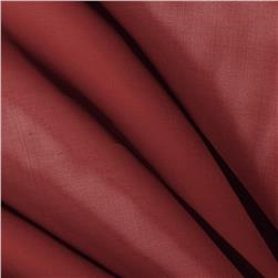118'' Wide Dozier Drapery Sheers Burgandy Fabric
