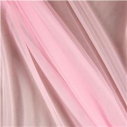 Nylon Chiffon Tricot Light Pink