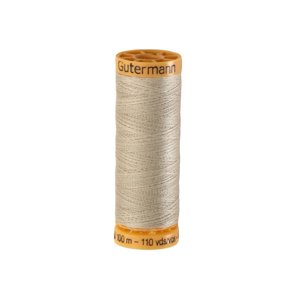 Gutermann Natural Cotton Thread 100m/109yds Light Beige
