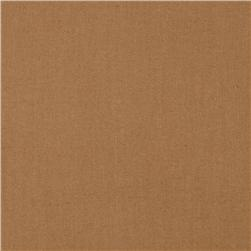 Premium Broadcloth Carmel Fabric