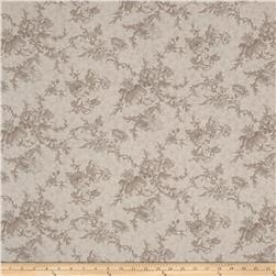 "Moda Poetry 108"" Back Romantic Blooms Stone"