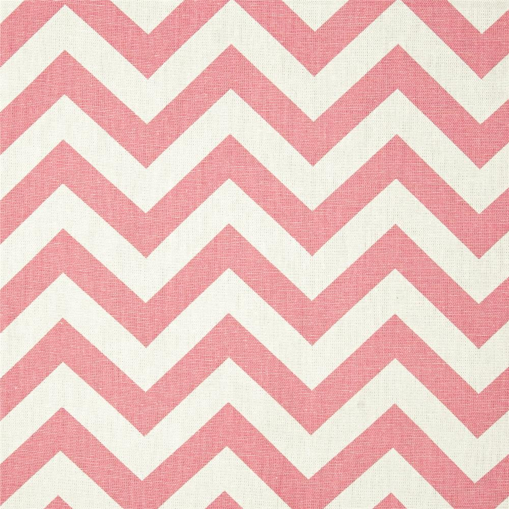 Premier prints zig zag baby pink discount designer for Kids pattern fabric
