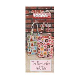 Fishsticks Fun-To-Go Kids Totes  Pattern