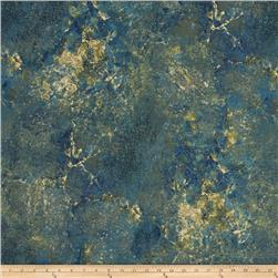 Stonehenge Gradations 108 In. Wide Quilt Backing Blue Planet