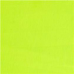 Ponte de Roma Knit Neon Yellow