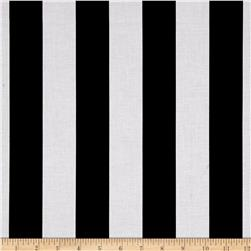 Meadow Storm Meadow Stripe Black/White