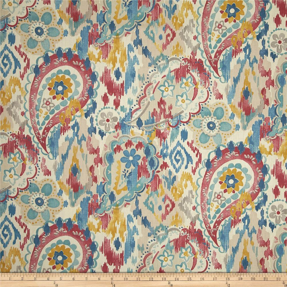 Swavelle/Mill Creek Ardina Paisley Twill Jewel