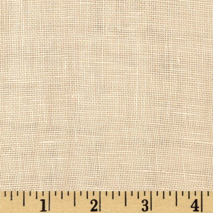 Robert Allen Promo Lovely Linen Sheer Oyster
