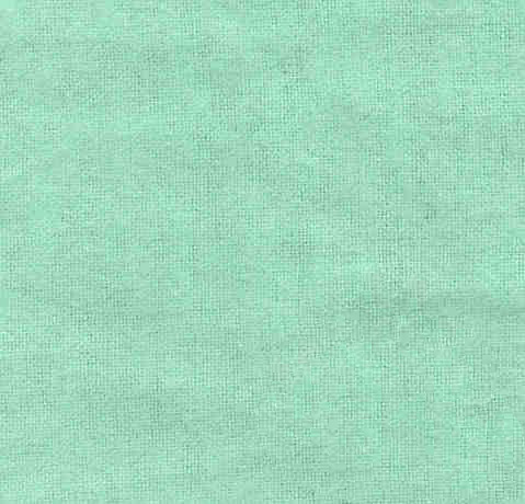 Solid Flannel Mint Fabric