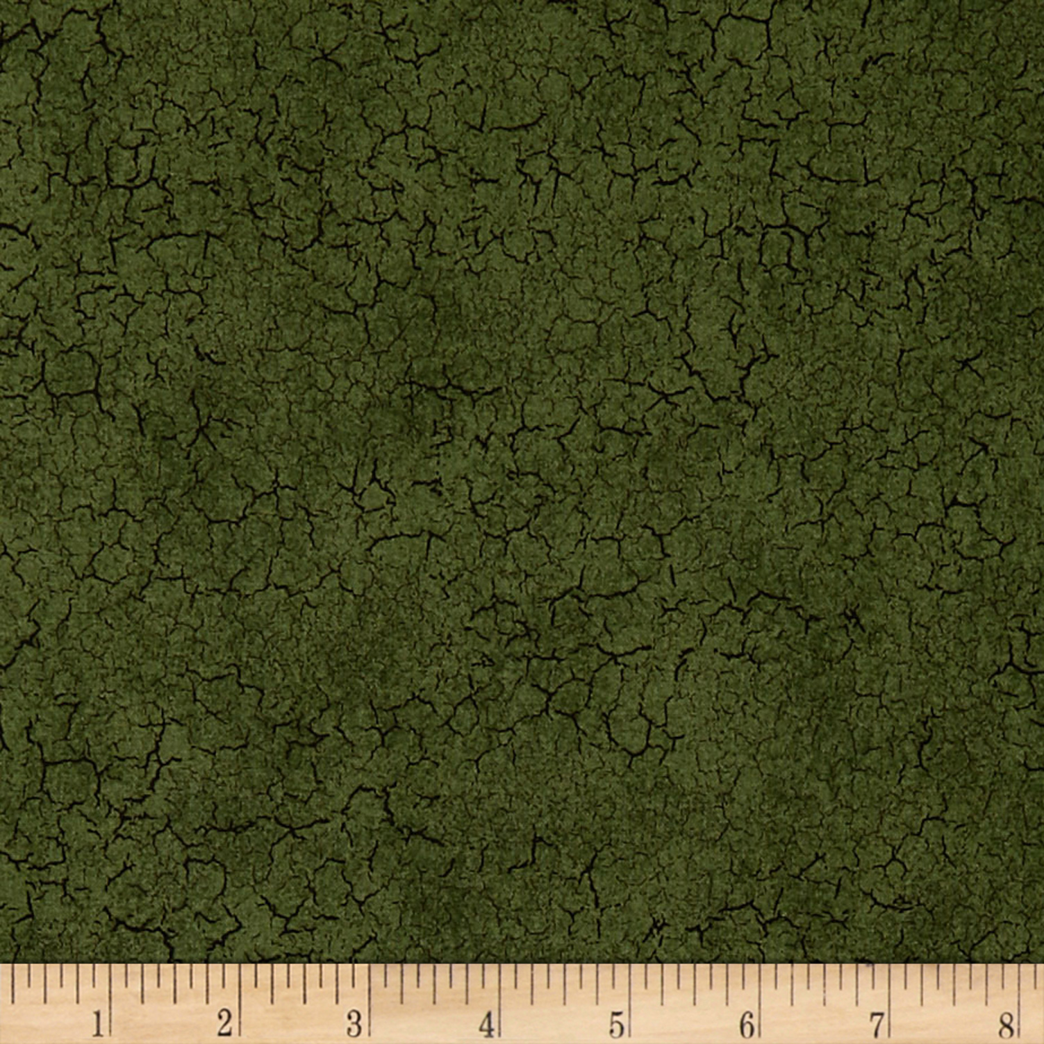 Farmers Market Concrete Dark Green Fabric