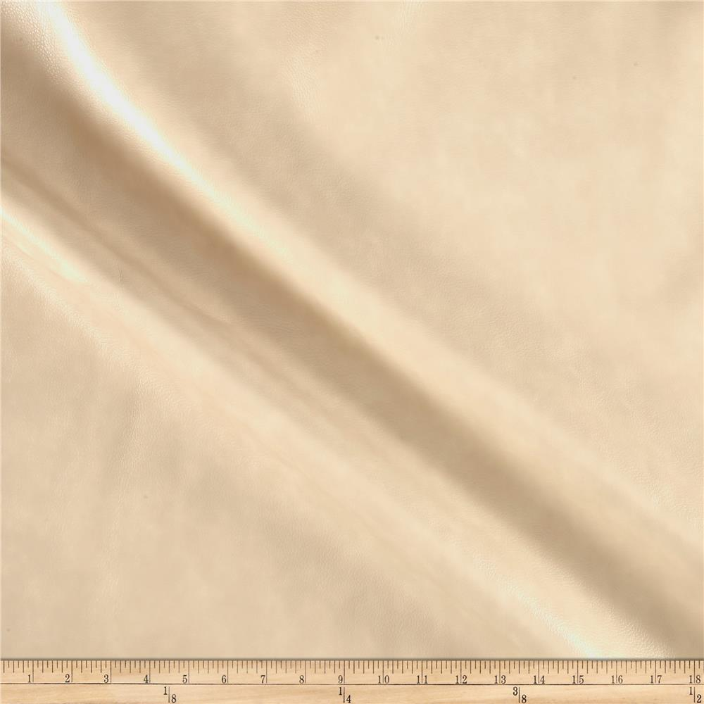 Richloom Tough Faux Leather Jaleco Cream