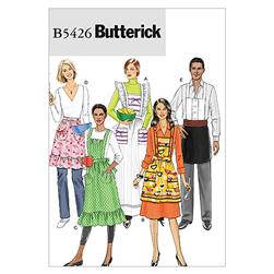 Butterick Misses' Dress Pattern B5488 Size 0Y0