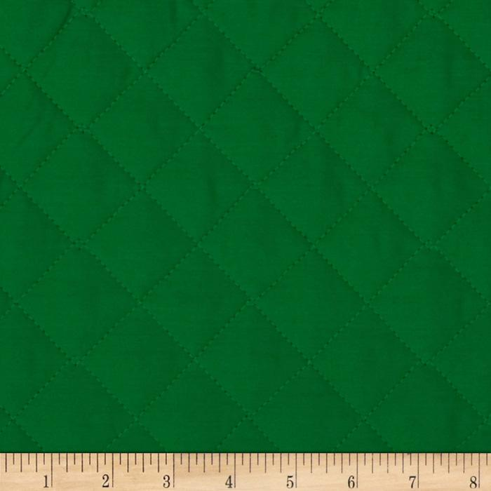 Double Sided Quilted Broadcloth Holly Fabric By The Yard