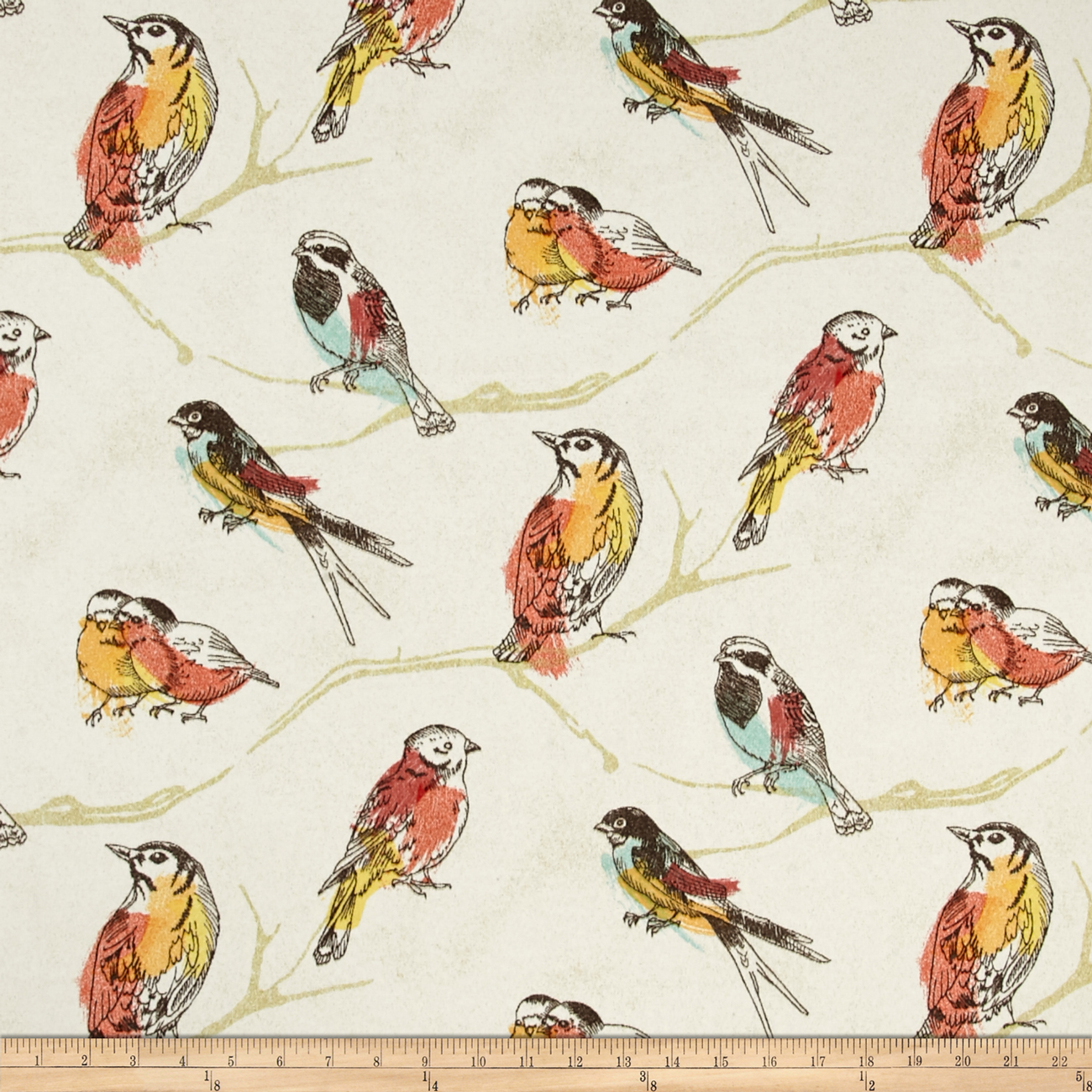 Image of Bryant Indoor/Outdoor Aves Perch Jubiliee Fabric