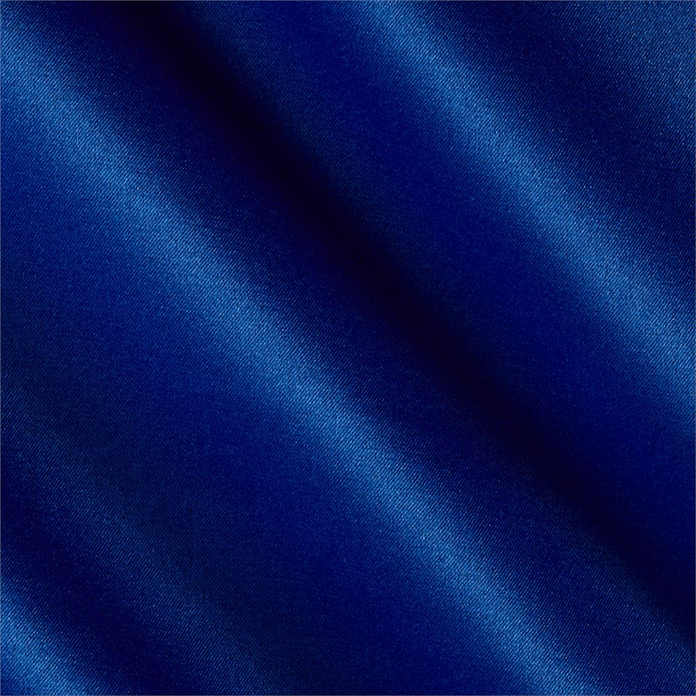 Sateen Solid Azure