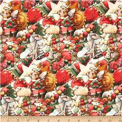 Winter Miracle Ornaments Berry