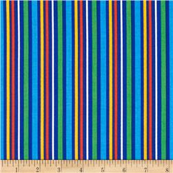 Oceans Of Fun Stripe Multi