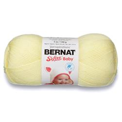 Bernat Softee Baby Yarn (02003) Lemon