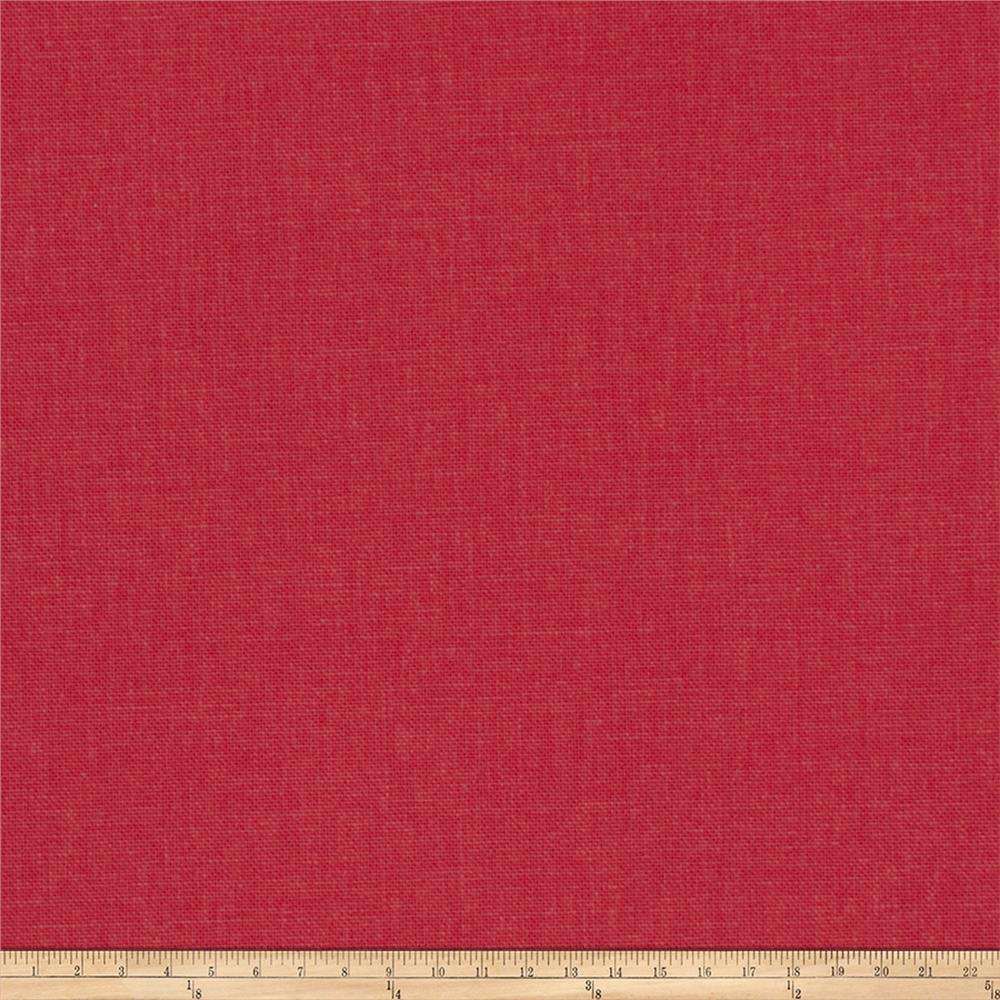 Fabricut principal brushed cotton canvas raspberry for Canvas fabric