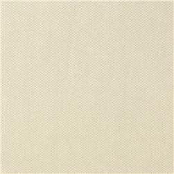Bamboo Viscose Twill Ivory Fabric