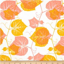 Ty Pennington Home Decor Sateen Fall 11 Ivy Orange