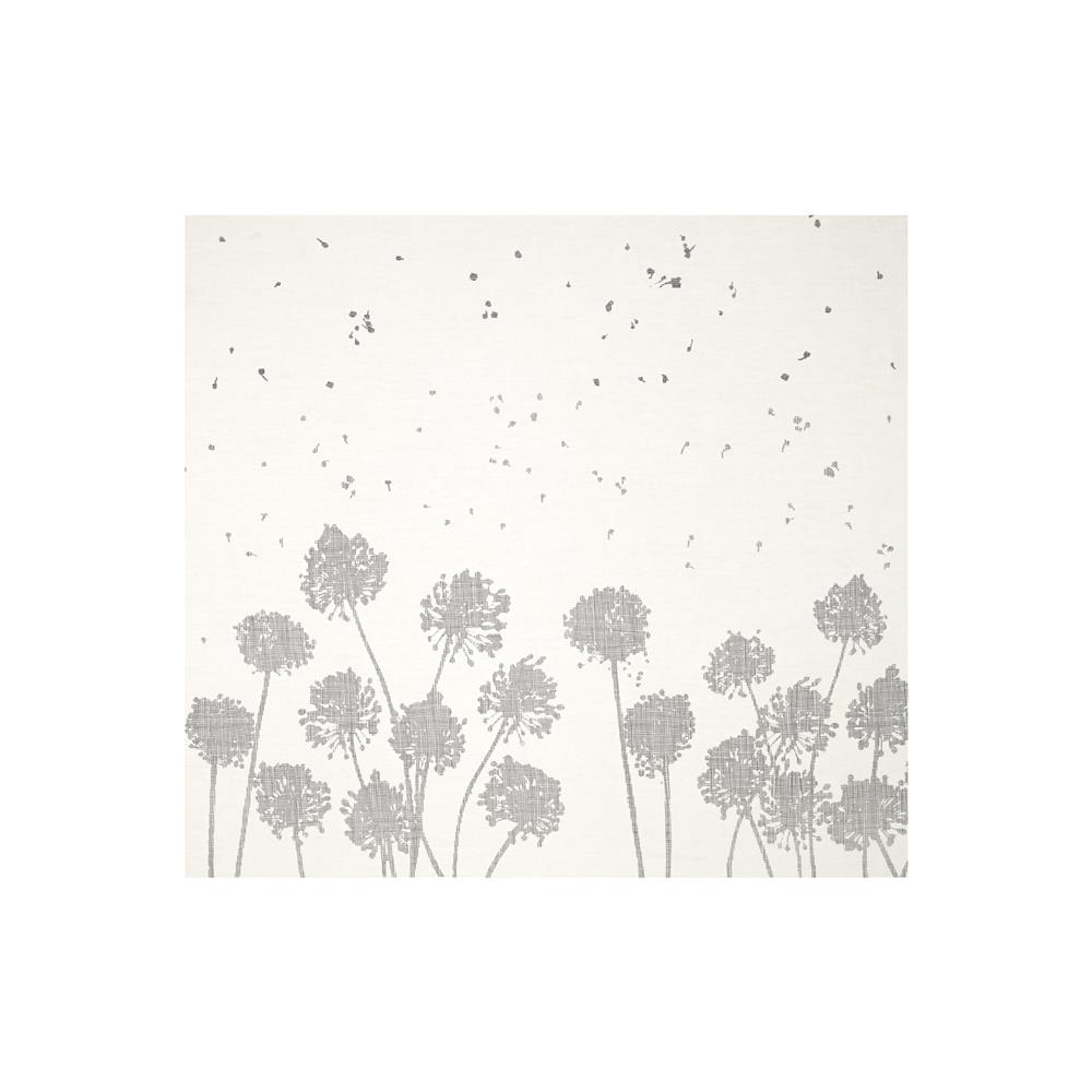 Art Gallery Avantgarde Gray Taraxacum Border Print
