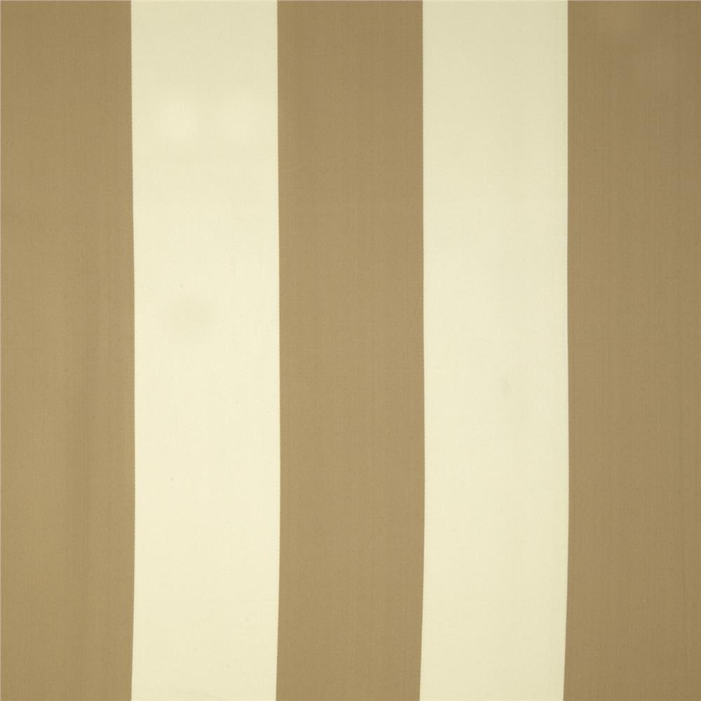 Bella-Dura Eco-Friendly Indoor/Outdoor Cabana Stripe Taupe
