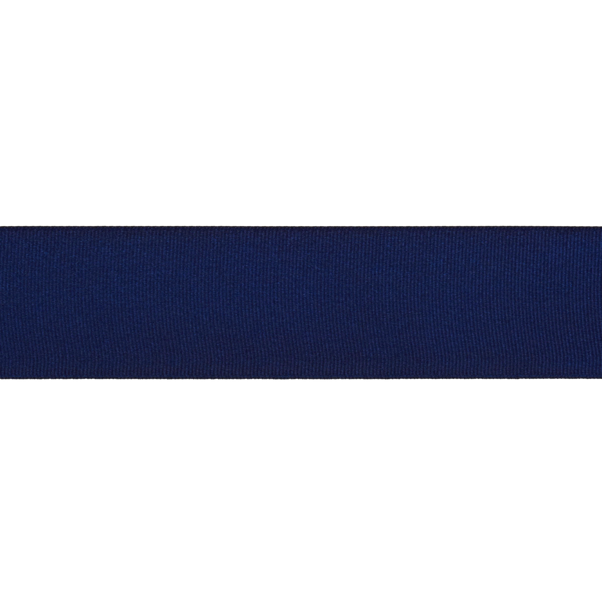 1 1/2'' Grosgrain Ribbon Navy Fabric