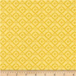 Universal Despicable Me 1 in A Minion Set Geo Blender Pale Yellow