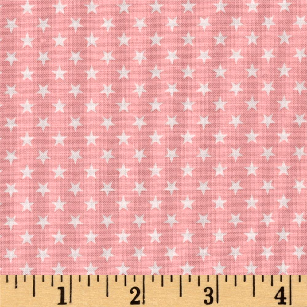 Kaufman Sevenberry Classiques Small Star Pink