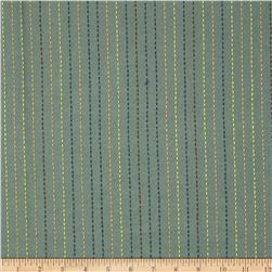 Robert Allen Promo Upholstery Top Stitch Slate