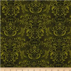 Welcome Harvest Damask Forest