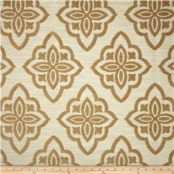 Jaclyn Smith Medici Chenille Jacquard Cashew