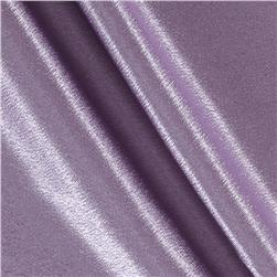 Poly Crepe Back Satin Dark Lilac