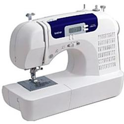 Brother CS6000I 60-Stitch Computerized Free-Arm Sewing Machine with Multiple Stitch Functions
