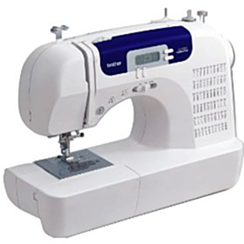 Brother CS6000I 60-Stitch Computerized Free-Arm Sewing Machine with Multiple Stitch Functions Home Coupons