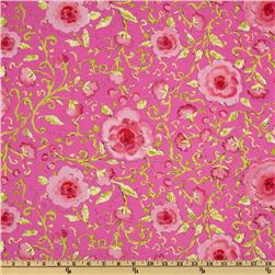 Pretty Little Things Sophia Floral Pink