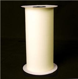 Tulle Spool Ivory