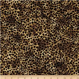 Timeless Treasures Cheetah Skin Cheetah