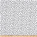 Kaufman Penned Pals Dots White