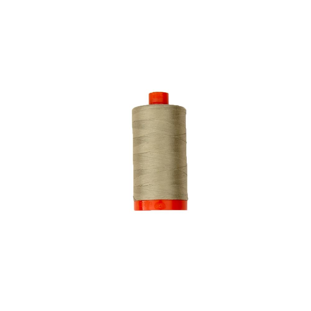 Aurifil Quilting Thread 50wt Stone